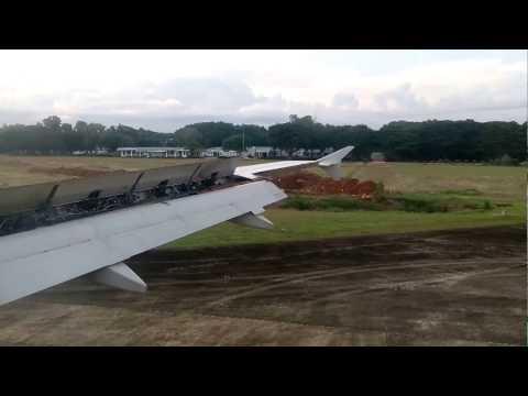 cebu pacific landing