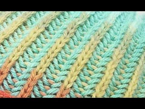 Бриошь вязание по кругу