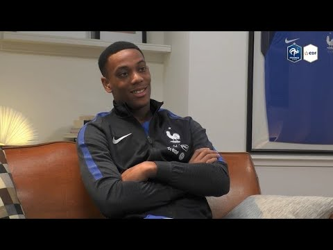 Intimement Bleus - Anthony Martial