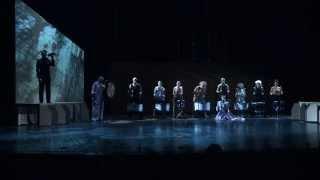 Театр им. Евг. Вахтангова. Спектакль «Безумный день, или Женитьба Фигаро»