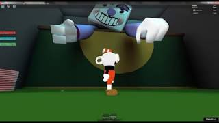 Cuphead song Roblox