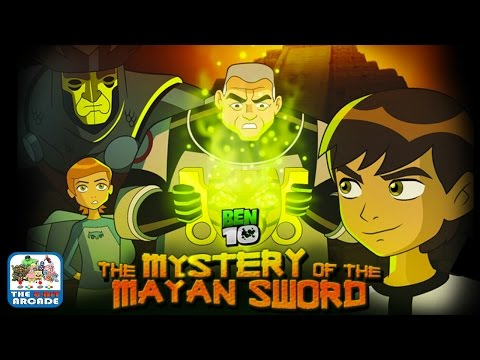 Ben 10: The Mystery of the Mayan Sword – The Ek Chuah Sword
