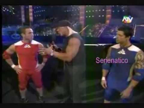 Gladiadores Americanos (Español Latino) - 1er Programa [Temporada 1] Parte 1