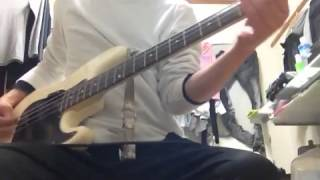 Down in the sewer stranglers bass cover