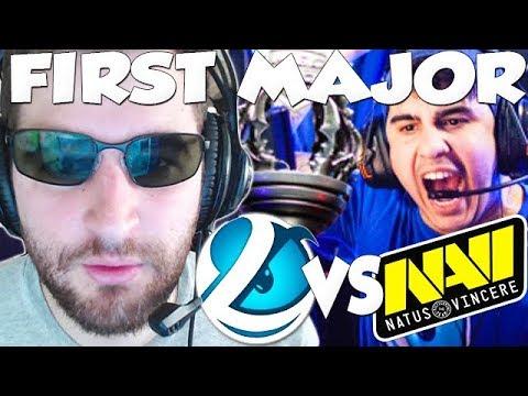 Luminosity/SK Gaming First Ever Major Championship...