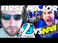 Luminosity/SK Gaming First Ever Major Championship...