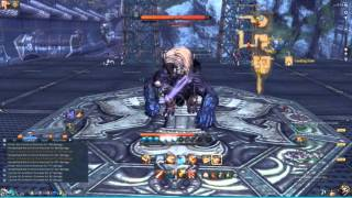 Blade and Soul Blade master animation cancel