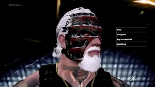 nL Live - WWE 2K17 Community Creations Talent Search!