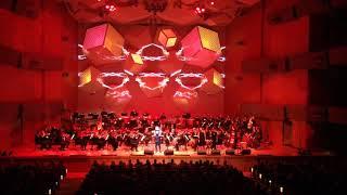 "Dessa with the MN Orchestra, ""Fire Drills,"" Minneapolis MN, 10/6/18"