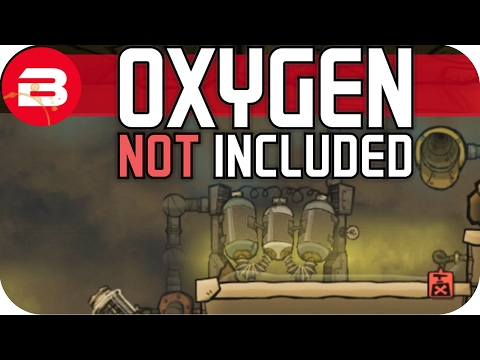 Oxygen Not Included Gameplay - WATER RECYCLING Lets Play Oxygen Not Included #10 Alpha
