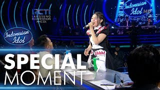 Via Vallen dapat Golden Ticket dari Bunda Maia! - RESULT & REUNION - Indonesian Idol 2018 MP3