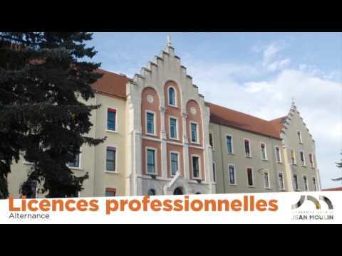 Université Jean Moulin Lyon 3 - Campus de Bourg-en-Bresse