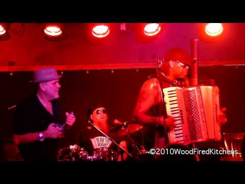 CJ Chenier & The Red Hot Louisiana Band with Mel Melton