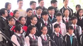大埔三育中學 開放日表演 第一節