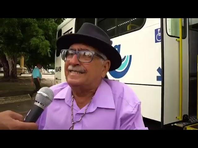 Novos 30 ônibus de Aracaju são zero KM ano 2019 modelo 2020