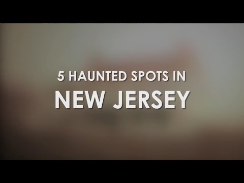 5 haunted spots to visit in New Jersey