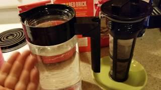 Amazon review: 5 stars - TAKAYA cold brew maker