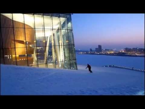 A night at the Opera in Oslo