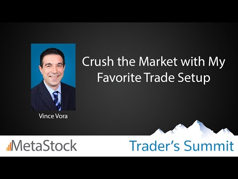 Crush the Market with My Favorite Trade Setup - Vince Vora