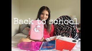 BACK TO SCHOOL/ SCHOOL SUPPLIES