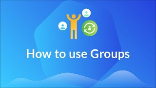 How to use Groups
