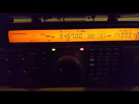 AUCKLAND RADIO NEW ZEALNAD ON 3.467 MHZ -  SHORT WAVE RADIO