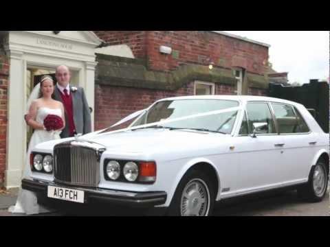 Classic Bentley Mulsanne Wedding Car Hire Essex London Kent Herts