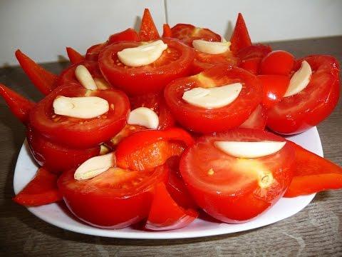 Соте из сладких перцев