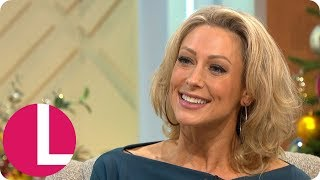 Strictly Come Dancing's Faye Tozer Dishes on the On-Show Romances | Lorraine