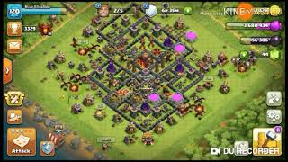 White Clouds to Dark Clouds.How? Clash of Clans