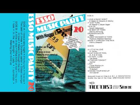 ESSO Music Party 20 - With Happy ESSO Tunes