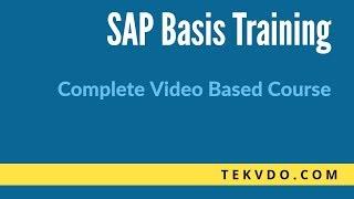Sap Basis Training   Operation Mode Deep Dive   Sap Basis Videos