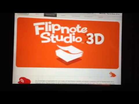 how to get flipnote 3d 2015