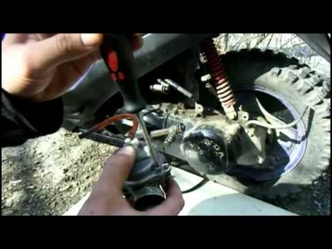 Как разобрать, почистить, настроить, отрегулировать, собрать карбюратор скутера Honda dio
