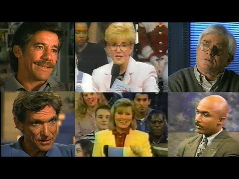 Talked To Death - The Dark Side of Daytime Talk Shows