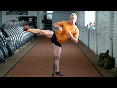 Complete Leg Workout (3 EXERCISES ONLY!)