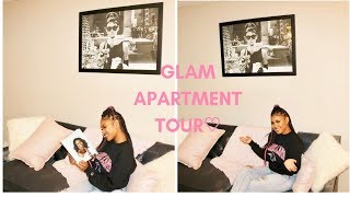 MODERN GLAM APARTMENT TOUR