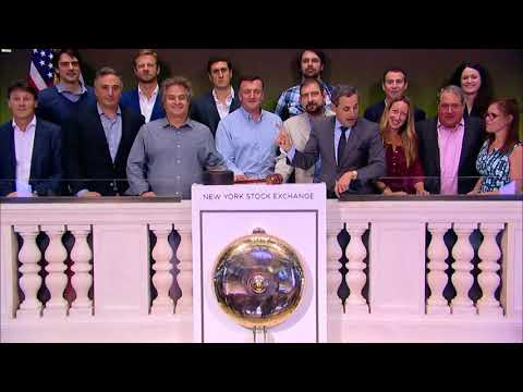 Globant Closing Bell at New York Stock Exchange, anticipating ConVerge 2017 [Full video]