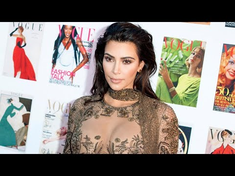 Kim Kardashian Shares Adorable Photo and Video of Daughter Chicago West
