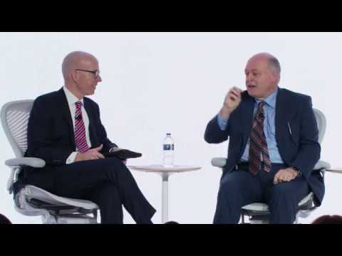 Liberate the Human Journey - Jim Hackett, Ford Motor Company  | 2017 Michigan CEO Summit