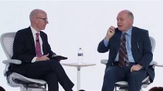Liberate the Human Journey - Jim Hackett, Ford Motor Company  | 2017 Michigan CEO Summit