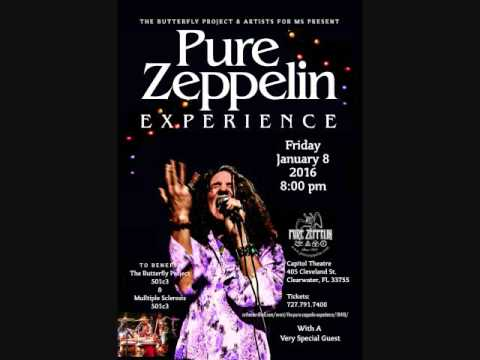 Clearwater Florida Pure Zeppelin radio promo