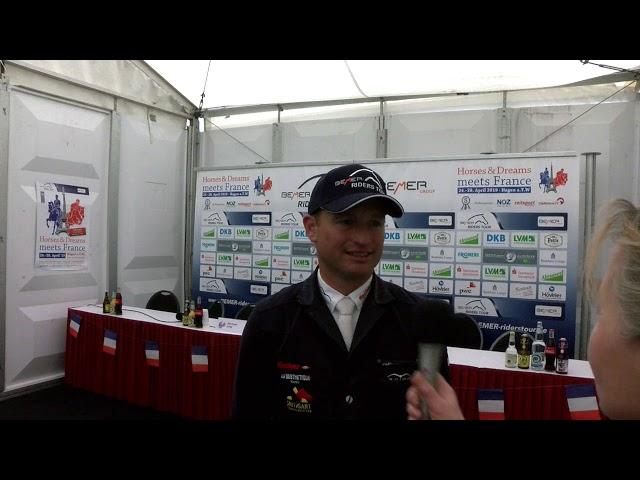 Michael Jung -  BEMER Riders Tour