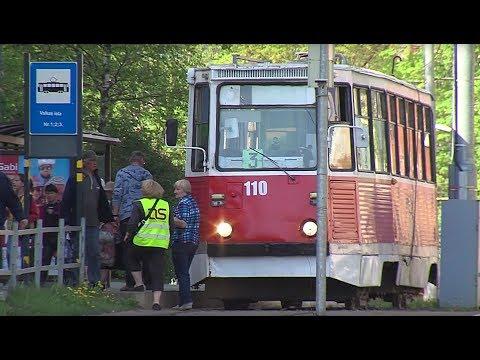 Движение трамвая маршрута № 3 временно приостановлено