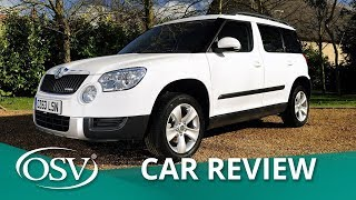 Skoda Yeti Review In-Depth Review | OSV Car Reviews