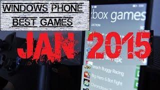 Windows Phone Best aฑd New Games (Jan 2015)