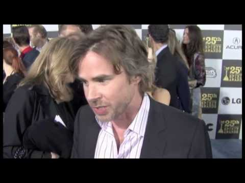 Sam Trammell Interview - True Blood Season 3 - YouTube