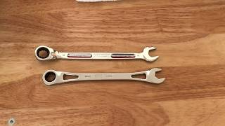 Proto vs S&K ratcheting wrench comparision