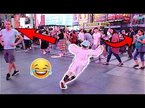 FAKE FALLING IN NYC w Jack Doherty  Christian Lalama
