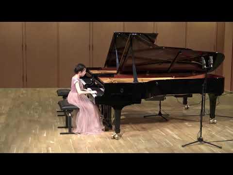 04/13/2019 Alexandra Dovgan'  in a concert of Mira Marchenko' class pupils, Concert Hall of the CMS